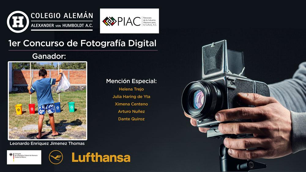 1er Concurso de Fotografía Digital – PIAC