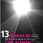 13ª. Semana de Cine Alemán